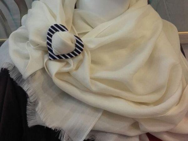 НОВИНКИ в ассортименте платков, шарфов, палантинов из натурального шелка, кашемира и шерсти, а также аксессуаров к ним | Ярмарка Мастеров - ручная работа, handmade