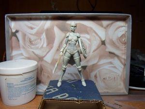 Мастер модель Валькирии. Ярмарка Мастеров - ручная работа, handmade.