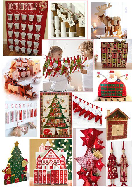 календарь, праздники, рождество, новогодний декор