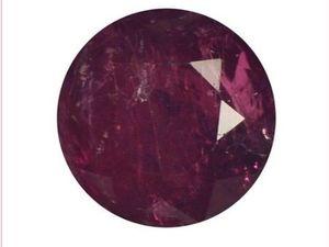 Природный рубин 0,73Ct(Видео). Ярмарка Мастеров - ручная работа, handmade.