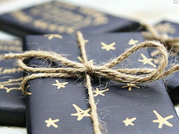 Christmas Wrappings of Men's Gifts: Ideas for Inspiration | Livemaster - handmade