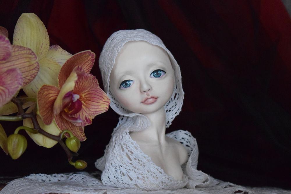 коллекционная кукла, art doll