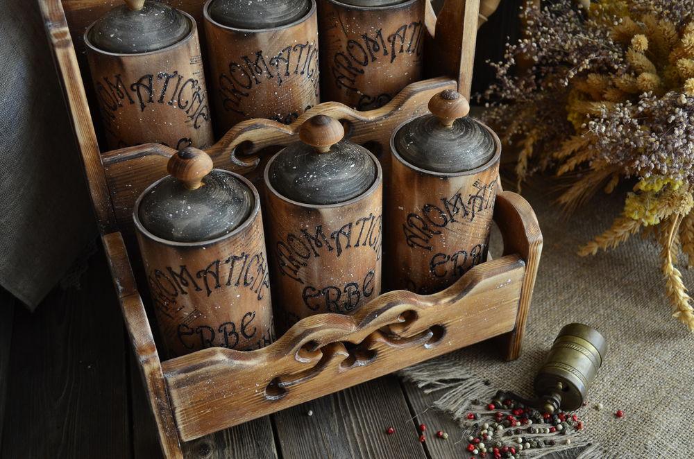 Итальянские специи —  Традиционные пряности, фото № 3