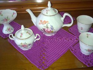 Ждете подругу на чай?. Ярмарка Мастеров - ручная работа, handmade.