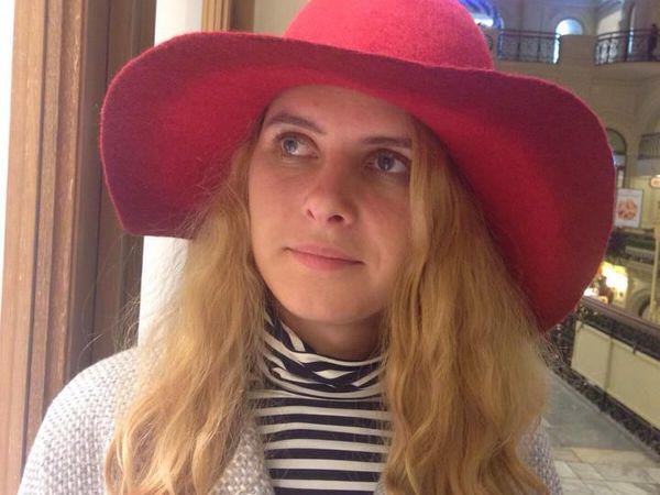 Мастер-класс по валянию шляпы, 15 октября   Ярмарка Мастеров - ручная работа, handmade