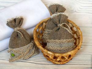 Саше ароматическое с лавандой, подарочный набор