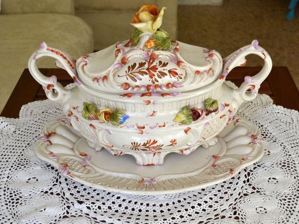 Специальная цена на керамические вазы-бисквитницы! | Ярмарка Мастеров - ручная работа, handmade
