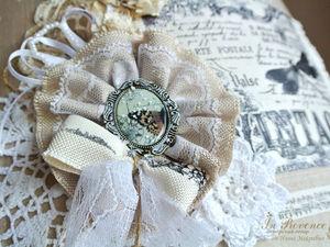 Декорируем торшер в винтажном стиле. Ярмарка Мастеров - ручная работа, handmade.