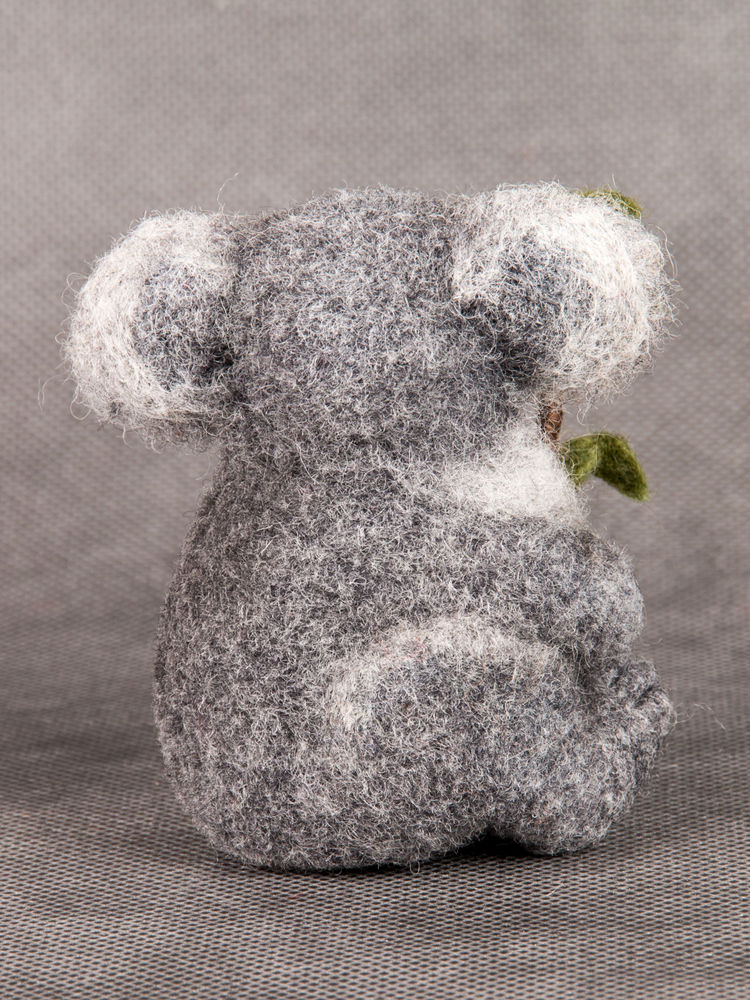 валяная коала