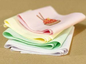 Новинка! Хлопковые ткани под сублимационные наклейки!. Ярмарка Мастеров - ручная работа, handmade.