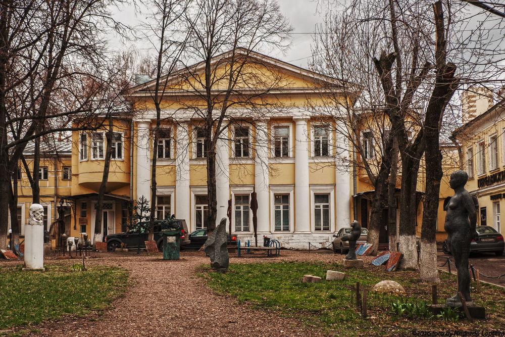 Художник Ольга Косаржевская