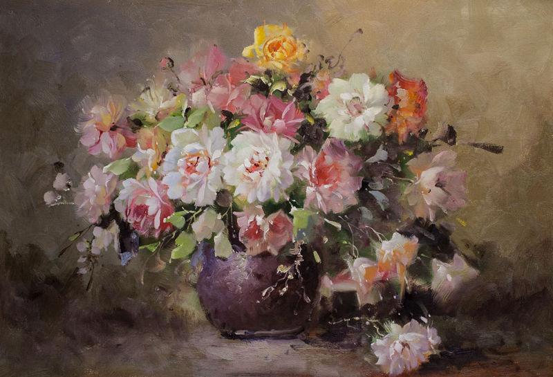 скидки, цветы, картины со скидкой