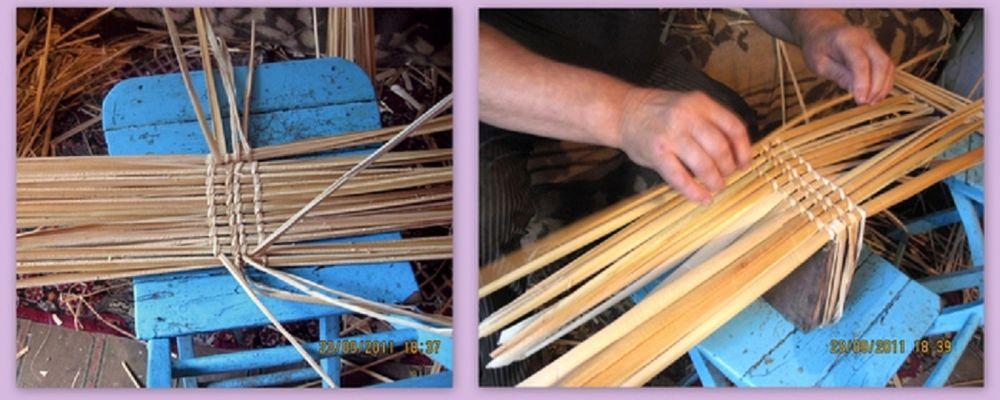 Плетение из соломы Видео на Запорожском портале