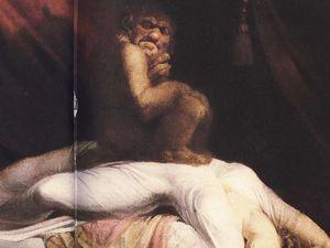 """""""Призраки ночи"""" Иллюстрации из книги. Ярмарка Мастеров - ручная работа, handmade."""
