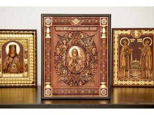Коллекция Икон в  «Золоте». Ярмарка Мастеров - ручная работа, handmade.