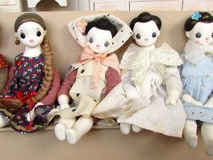 Мори и её друзья. Ярмарка Мастеров - ручная работа, handmade.