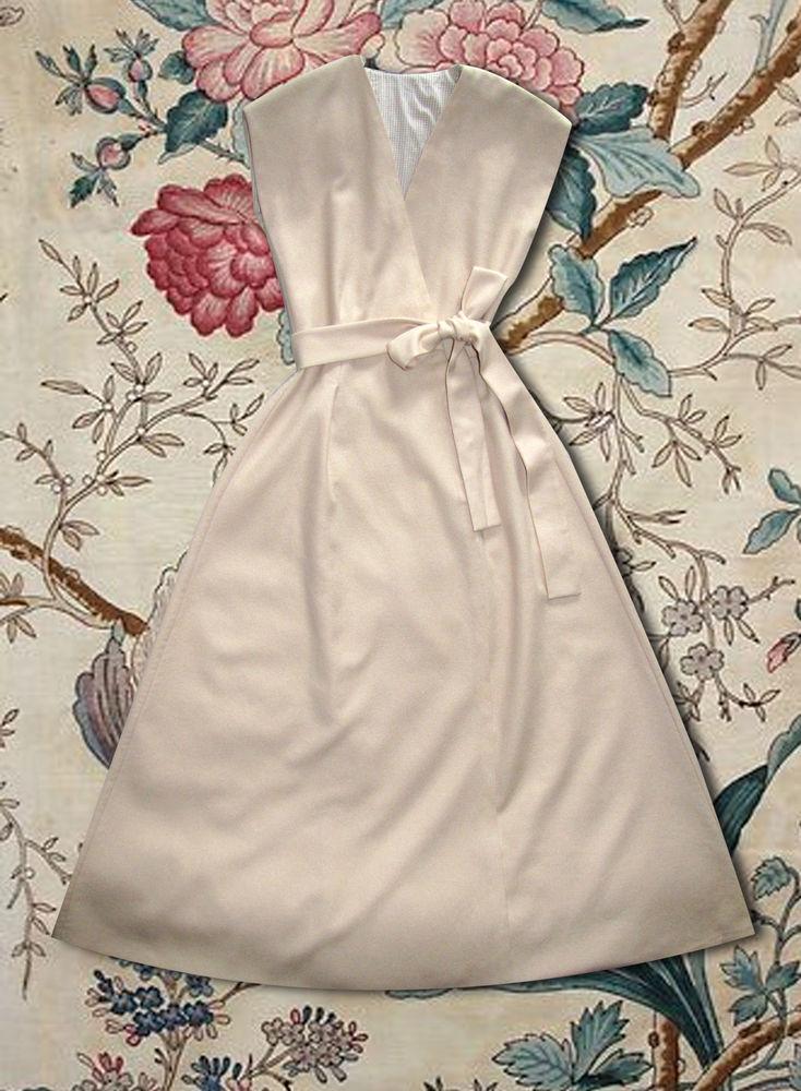платье в пол, платьес запахом, платье с бантом, платье без рукавов