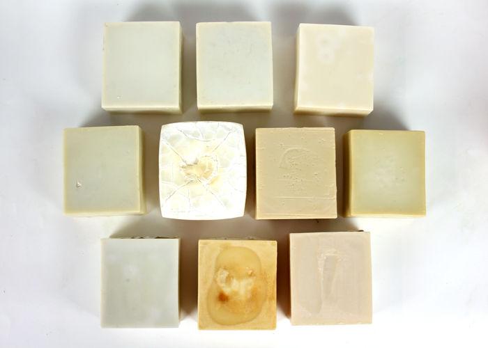 мыло с нуля, прогоркание мыла, желтыне пятна, антиоксиданты