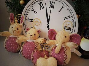 """Новогодний совместный аукцион """"Город мастеров"""" 13-14 ноября. Ярмарка Мастеров - ручная работа, handmade."""