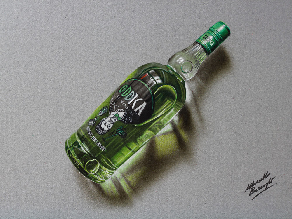 Amazing Hyperrealism by Artist Marcello Barenghi, фото № 43