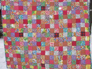 LAP QUILT patchwork печворк квилт квилтинг лоскутная одежда техника лоскутное панно одеяло | Ярмарка Мастеров - ручная работа, handmade