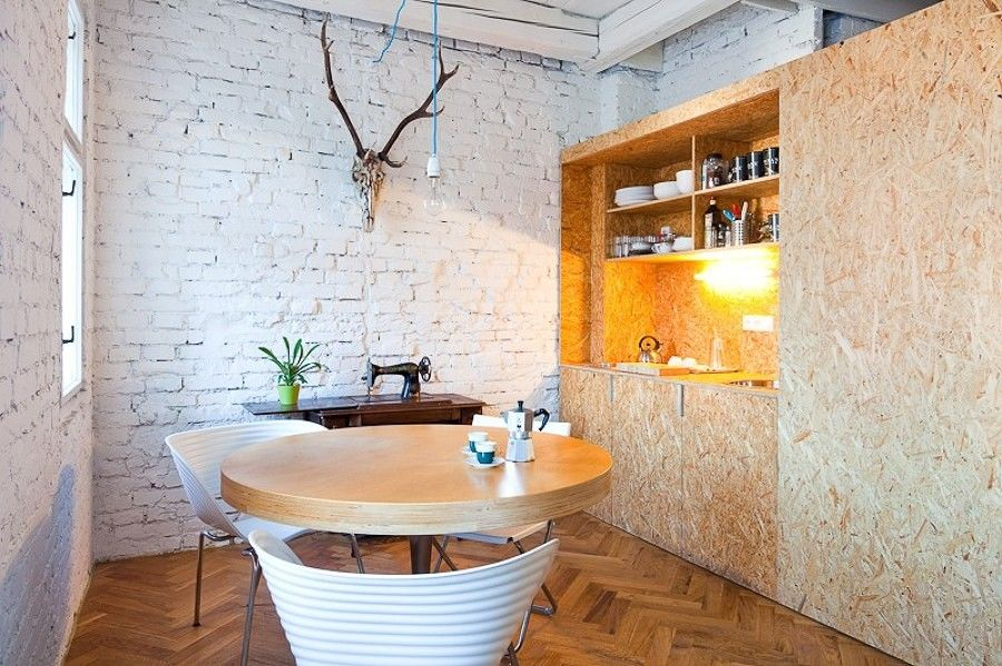 мебель лофт, мебель из osb, osb мебель