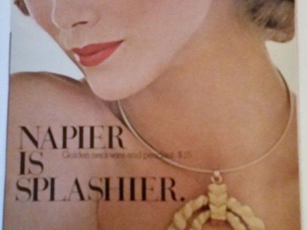 Рекламные проспекты винтажных украшений. Napier. | Ярмарка Мастеров - ручная работа, handmade