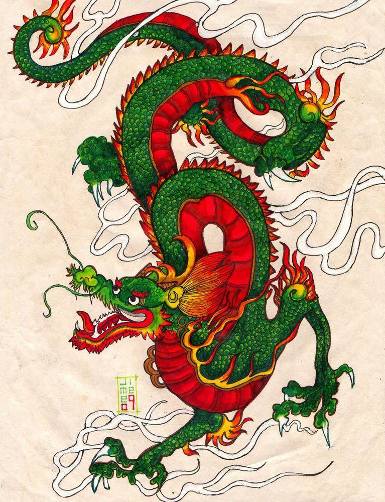 китайские драконы картинки в хорошем качестве