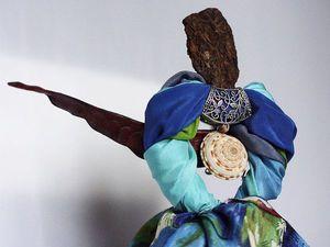 Сказка о Голубке Небесной Береговой Морине.   Ярмарка Мастеров - ручная работа, handmade