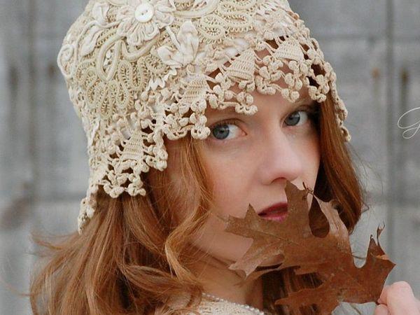 Boho Bonnets: Getting Acquainted with Jaya Lee Design | Livemaster - handmade