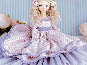 Рекель авторская кукла, интерьерная коллекционная кукла. Ярмарка Мастеров - ручная работа, handmade.