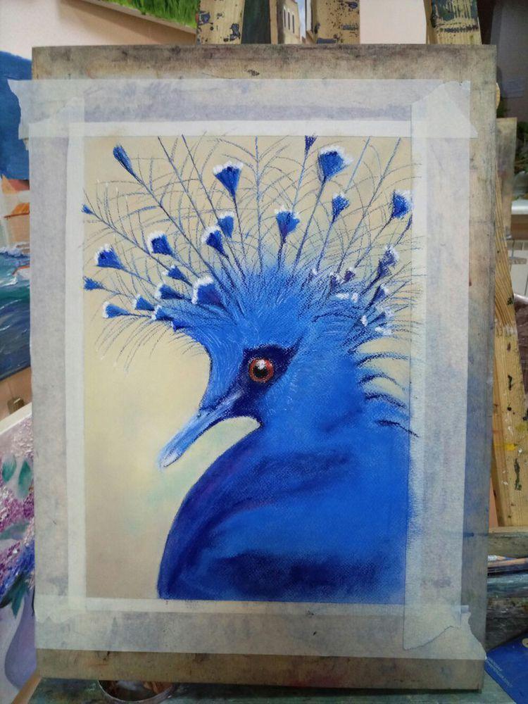 уроки живописи, пастель, курсы рисования, рисование для взрослых