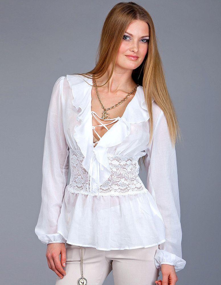 Белое бохо, или Шикарная одежда для королевы летнего пляжа, фото № 28