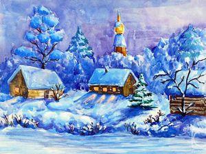В блоге проходит конкурс коллекций Зимняя сказка! | Ярмарка Мастеров - ручная работа, handmade