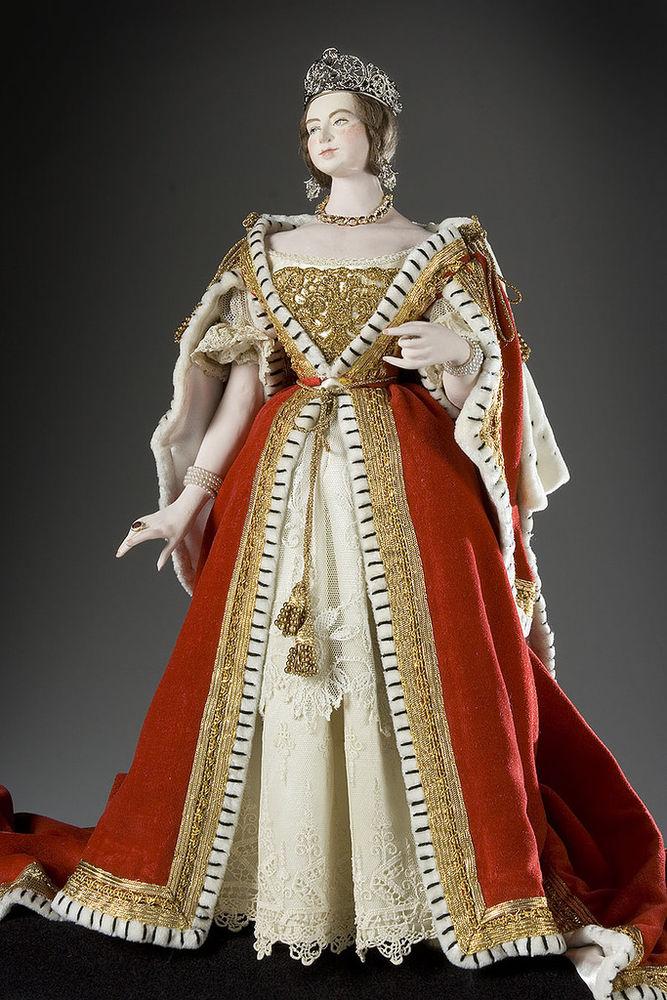 Платья королевы виктории фото вид