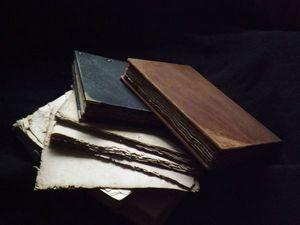 Варианты блокнотов ручной работы из натуральной кожи. Ноябрь. Ярмарка Мастеров - ручная работа, handmade.
