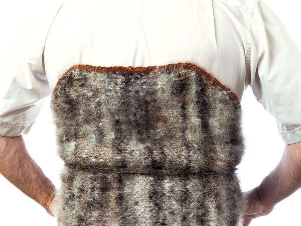 Акция!!!Бесплатная доставка антирадикулитных поясов ! | Ярмарка Мастеров - ручная работа, handmade