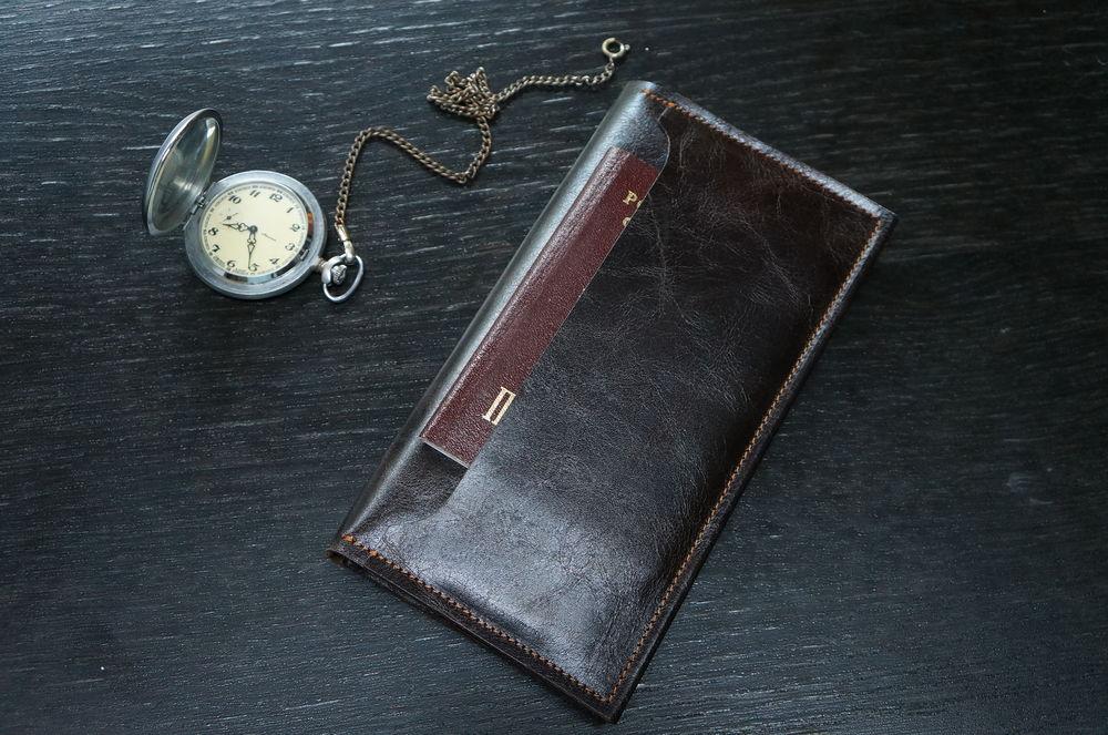 подарок, мужское портмоне