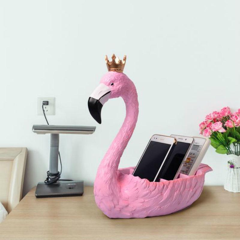 Фламинго: идеи оформления домашнего интерьера