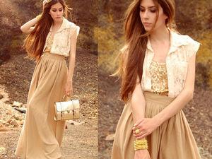 Скоро лето. Купите себе любимой юбку.. Ярмарка Мастеров - ручная работа, handmade.