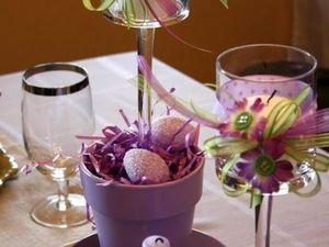 Бокалы, фужеры, стаканы и вазочки — 50 украшений для праздника. Ярмарка Мастеров - ручная работа, handmade.