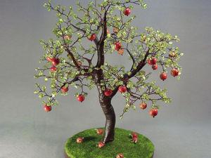 Найдите 10 отличий....или немного о яблоках в чужом саду | Ярмарка Мастеров - ручная работа, handmade