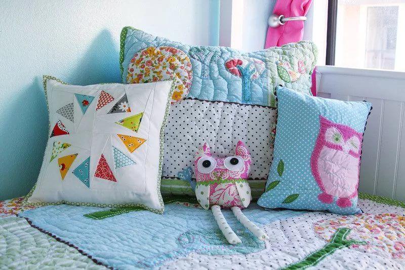 Текстиль для дома своими руками фото