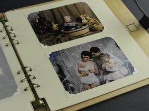 Как заполнить фотографиями наш фотоальбом. Ярмарка Мастеров - ручная работа, handmade.