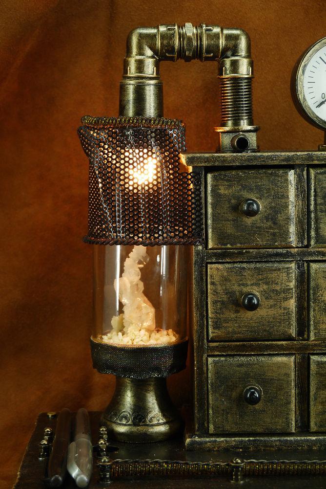 НЕбисерная лавка чудес: интерьерный светильник