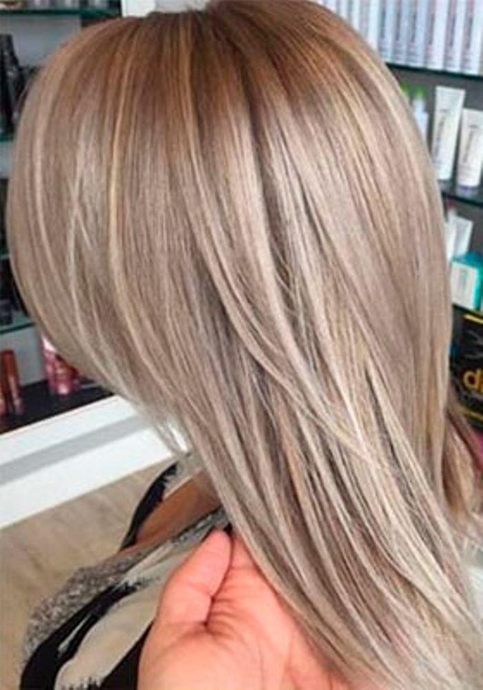 Оттенки пепельно русый цвет волос