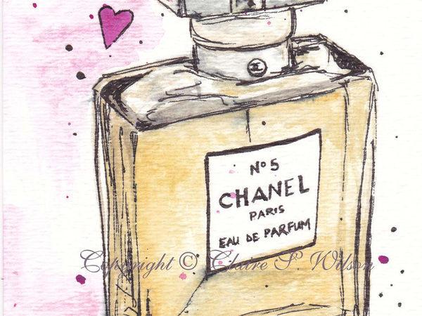 Шанель №5 | Ярмарка Мастеров - ручная работа, handmade