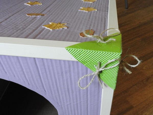 «Осенние листья»: мастерим «квартирку» для пёсика   Ярмарка Мастеров - ручная работа, handmade