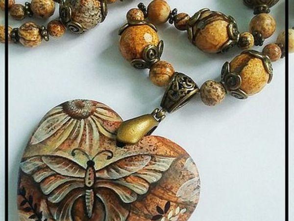 Розыгрыш кулона! от Марины Захаровой. | Ярмарка Мастеров - ручная работа, handmade