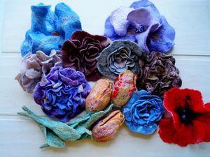 Цветочный сэйл к 1 сентября!. Ярмарка Мастеров - ручная работа, handmade.